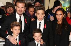 Beckham Yakin Tiga Anaknya Jadi Playboy - JPNN.com