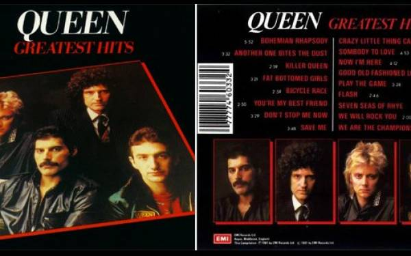 Greatest Hits I Queen Catat Rekor Album Paling Laris di Inggris - JPNN.com