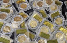Warga California Temukan Koin Emas Senilai Rp 110 Miliar - JPNN.com