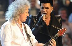 Queen Gandeng Adam Lambert Tur Amerika - JPNN.com