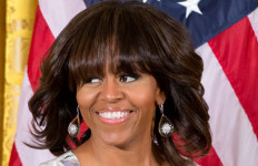 Sambut Hari Ibu, Michelle Obama Prihatin Penculikan Massal di Nigeria - JPNN.com