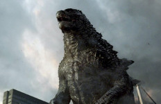 Adegan Tsunami Godzilla Buka Luka Lama Warga Jepang - JPNN.com
