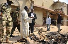 Serang Tiga Desa, Separatis Boko Haram Bantai 43 Orang - JPNN.com