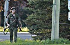 \'Rambo\' Penembak Polisi Kanada Gemar Berburu Rusa - JPNN.com