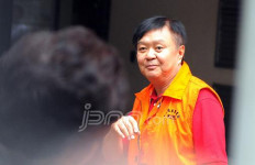 Kasus SKRT, Anggoro Bantah Sogok Pegawai Dephut - JPNN.com