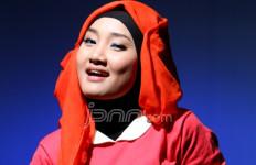 Fatin Borong Lima Piala AMI Awards - JPNN.com