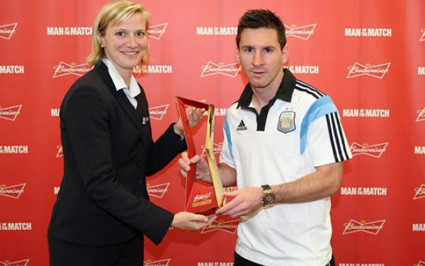 Man of The Match, Messi Minta Argentina Kerja Keras Lagi - JPNN.com