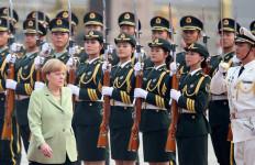 Angela Merkel Serius Tanggapi Kasus Agen Ganda Jerman-AS - JPNN.com