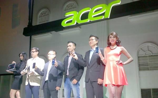 Acer Luncurkan Smartphone Tiga Slot Sim Card - JPNN.com
