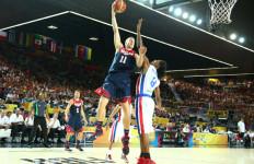 Tim Basket AS Sikat Republik Dominika - JPNN.com
