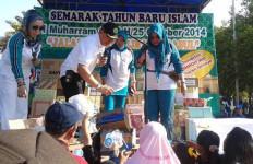 Sampah Ditukar Uang di Tahun Baru Islam - JPNN.com
