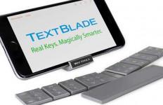 TextBlade Menyaingi Kenyamanan Mengetik di Keyboard Komputer - JPNN.com