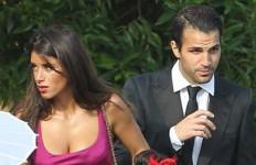 Cesc Fabregas Bahagia Menanti Kelahiran Putri Kedua - JPNN.com