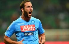Gol Telat Higuain Bawa Napoli Singkirkan Inter - JPNN.com