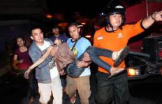 Wisma Kosgoro Terbakar, Jalan Sudirman dan Thamrin Dikepung Macet - JPNN.com