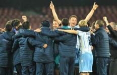 Tumbangkan Napoli, Lazio Tantang Juve di Coppa Italia - JPNN.com