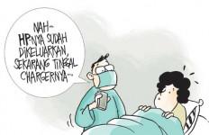 Heboh! HP Dokter Masuk ke Perut Pasien Operasi Caesar - JPNN.com