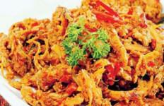 Menu Ayam Suwir Bumbu Cabai - JPNN.com