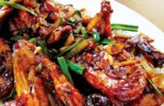 Maknyus, Hidangan Panas Ayam Goreng Mentega - JPNN.com