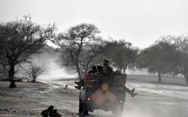 Sadis... Boko Haram Gorok Leher Sebelas Anggotanya yang Membelot - JPNN.com