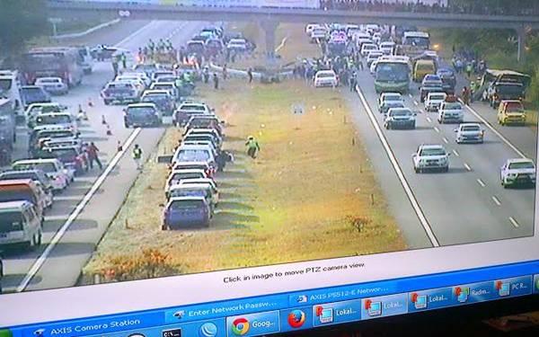Bus Rukun Sayur Kecelakaan Tunggal, 11 Pemudik Tewas - JPNN.com