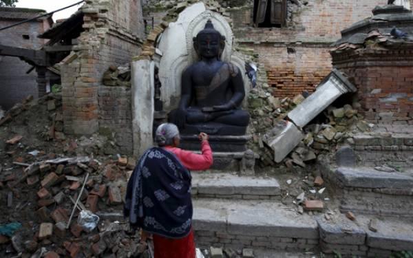 Warga Nepal Terancam Masalah Kejiwaan Pasca Gempa - JPNN.com