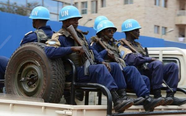 Tentara PBB asal Rwanda Bunuh Empat Rekannya - JPNN.com
