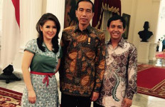 Bertemu Jokowi, Ketum Cantik Ini Laporkan Perkembangan PSI - JPNN.com