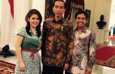 2 Saran Jokowi Untuk Partai yang Dipimpin Wanita Cantik Ini - JPNN.com
