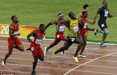 Pelari Tercepat Dunia Ini Buktikan Kemenangan Bisa Diraih Tanpa Doping - JPNN.com