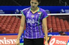 Muntah Malam-Malam, Lindaweni Fanetri WO di Babak Pertama Japan Open - JPNN.com
