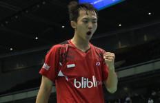 Luar Biasa! Dari Kualifikasi, Ihsan Mustofa Tembus 8 Besar Japan Open - JPNN.com