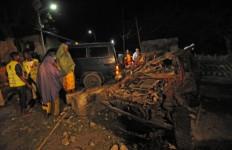 Bom Mobil di Dekat Kediaman Presiden Somalia Tewaskan Tujuh Orang - JPNN.com