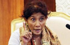 Menteri Susi Libatkan Media Saat Penenggelaman Kapal Asing Pencuri Ikan - JPNN.com