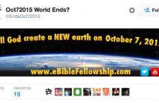 Ada Sekte Ramalkan Kiamat Dimulai 7 Oktober, Ini Penjelasannya - JPNN.com
