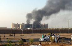 Tiga Roket Hantam Hotel al-Qasr, Alhamdulillah, PM Yaman Selamat - JPNN.com