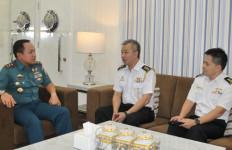 Atase Pertahanan Singapura Kunjungi Kolinlamil - JPNN.com