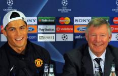 Arti Seorang Alex Ferguson buat Cristiano Ronaldo - JPNN.com
