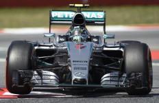JOSS! Mercedes Merajalela di Kualifikasi, Rosberg Sabet Pole - JPNN.com