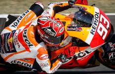 MotoGP: Marquez Catat Kemenangan ke-50 di Race Paling Dramatis Sepanjang Masa - JPNN.com