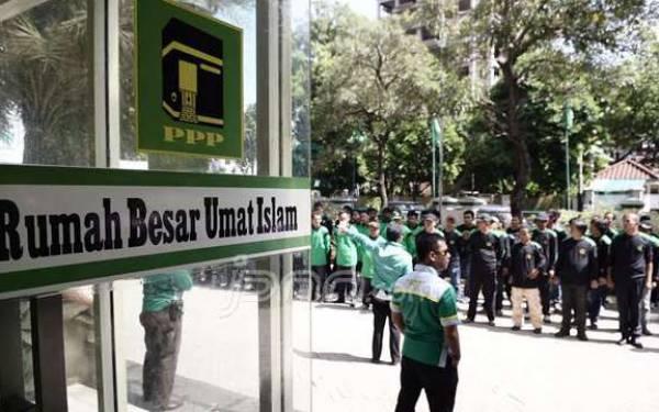 PPP Kubu Djan Faridz Syukuri Kemenangannya di MA - JPNN.com