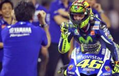 Rossi Menyerah Kejar Gelar Juara Dunia? - JPNN.com