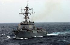 AS Kirim Kapal Perusak USS Lassen ke Laut China Selatan - JPNN.com