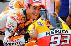 Marc Marquez: Teganya Dirimu, Rossi - JPNN.com