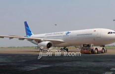 Garuda Indonesia Batalkan Seluruh Penerbangan di Tiga Bandara - JPNN.com