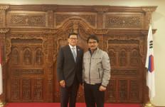 Sukses Adhyaksa Pimpin Pramuka Bikin Dubes Indonesia untuk Korsel Bangga - JPNN.com