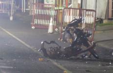 Duarrrr..... Empat Bom yang Dikendalikan Melalui Ponsel Meledak Di Pattani - JPNN.com