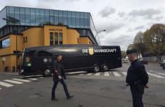 Diteror Bom, Timnas Jerman Dievakuasi Dari Hotel Mereka Di Paris - JPNN.com