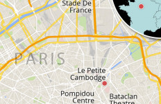 Katanya Takut.. tapi Artis ini Abadikan Suasana Paris Setelah Baku Tembak - JPNN.com