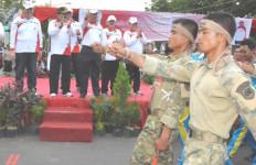 LIHAT NIH: Gerak Jalan Perjuangan Mojokerto - Surabaya - JPNN.com